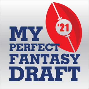 My Perfect Fantasy Draft app will help you own draft day