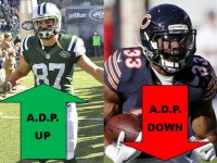 Fantasy Rant:  Don't trust Average Draft Position (ADP)